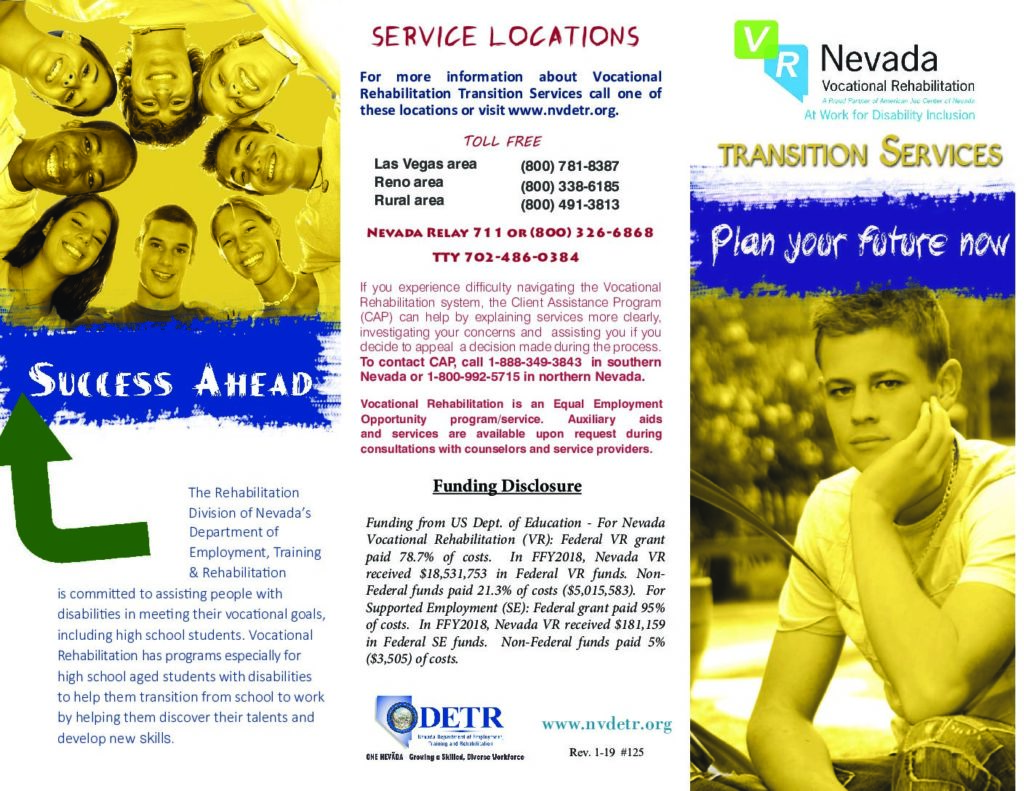 Student Transition Services English